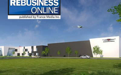 Burton Property Group to Break Ground on New Headquarters for Aircraft Engine Manufacturer in Mobile